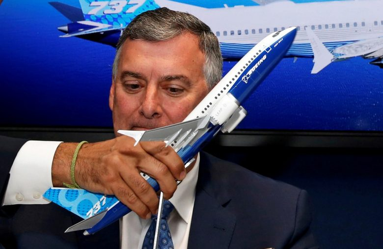 Dow Futures on Knife Edge as Boeing Faces Painful Moment of Truth