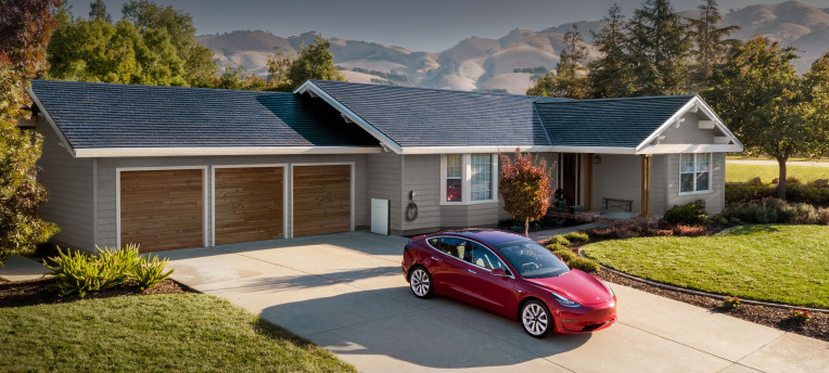 Tesla is launching version three of its solar roof tile this week