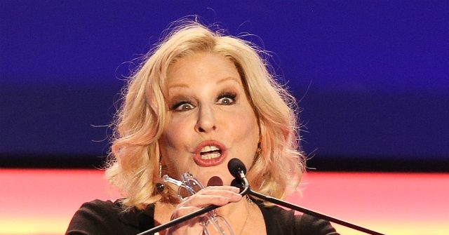 Bette Midler: We Should Be 'More Grateful for the Neighbor Who Beat the Sh*t Out of Rand Paul'