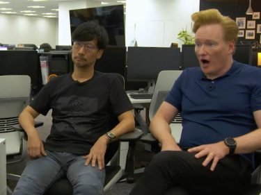 No Spoilers: Conan O'Brien's Death Stranding Studio Visit is Hilariously Silly