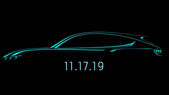Ford's electric Mustang-inspired SUV will finally get its debut