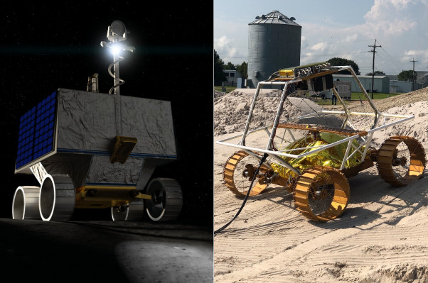 NASA's VIPER lunar rover will hunt water on the Moon in 2022