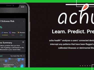 TC Top Picks: achu health – TechCrunch