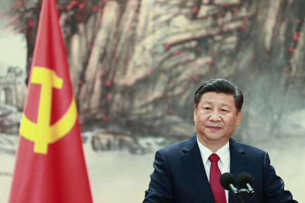 China Roundup: Xi's power on bitcoin, the rise of Alibaba's new rival