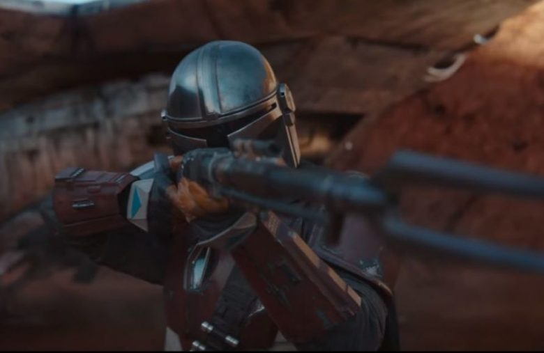 New 'The Mandalorian' trailer looks like the Star Wars we're used to