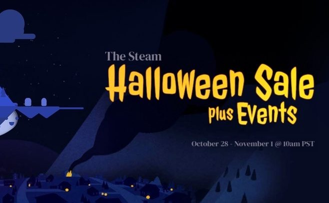 Argentina's Steam Store Reveals Ridiculous Discounts This Halloween Sale