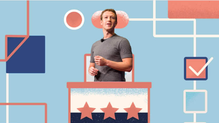Zuckerberg defends political ads that will be 0.5% of 2020 revenue