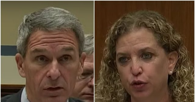 Cuccinelli Takes on DWS: 'You Can Get Away with Not Telling the Truth'