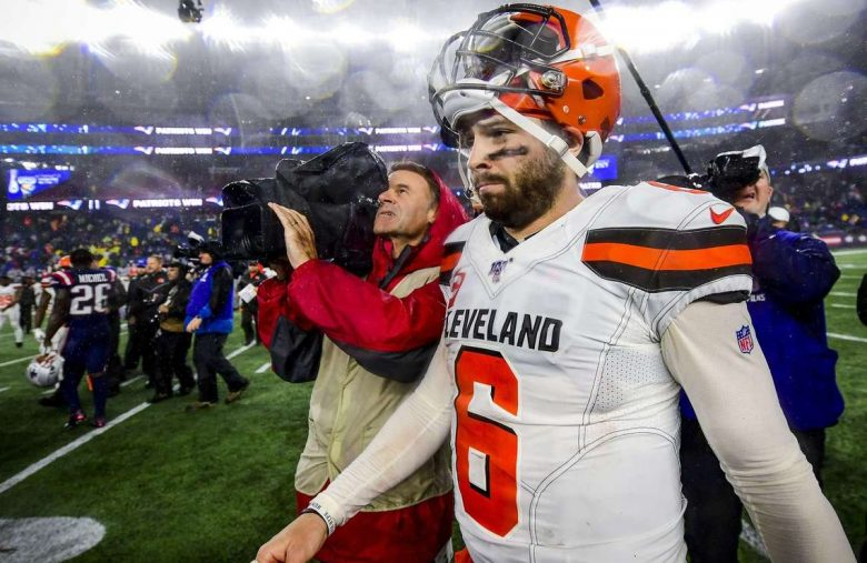 Did Baker Mayfield Just Have His Ryan Leaf Moment?