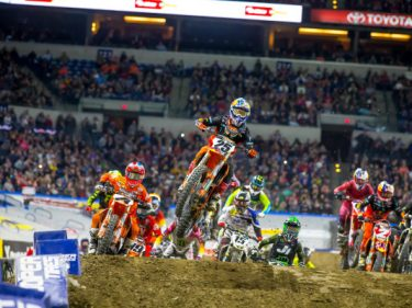 Supercross's anticipated EV class not ready for primetime in 2020