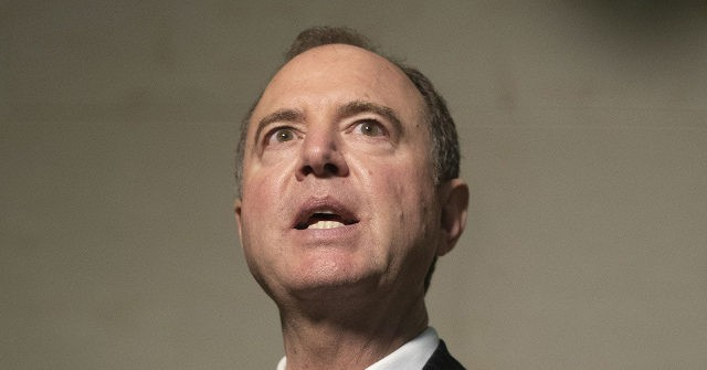 Schiff: I'm Concerned Republicans Will Propose Witnesses to 'Smear' Trump's Opponents | Breitbart