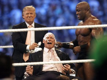 Even Vince McMahon Can't Tap Out WWE's Plunging Stock