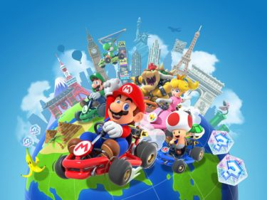 Mario Kart Tour will test real-time multiplayer in December