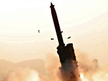 North Korea Claims Test of 'Super-Large Multiple Rocket Launchers'
