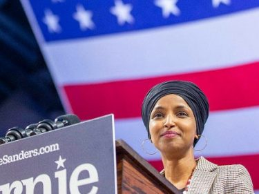 Ilhan Omar: Bernie Sanders 'Will Fight Against Western Imperialism'