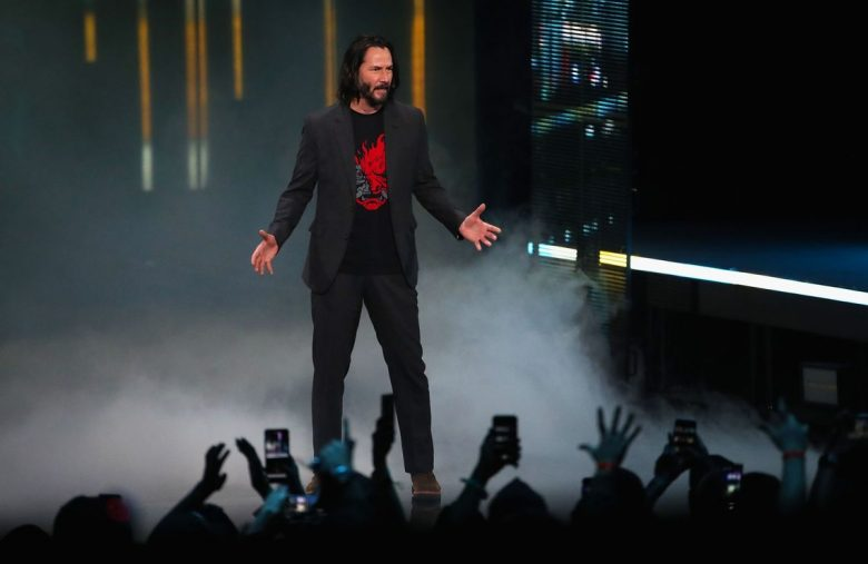 Keanu Reeves Enjoyed Cyberpunk 2077 So Much He Doubled His Game Time