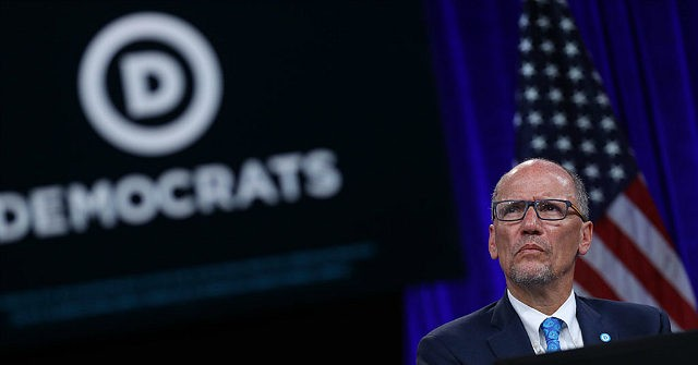 Univision Stumps DNC's Tom Perez: How Can Dems Compete with Trump's Record-Low Hispanic Unemployment?