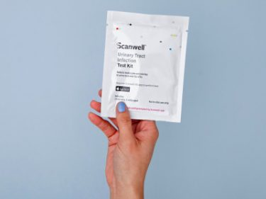 Scanwell Health launches smartphone tests for UTIs in partnership with Lemonaid Health