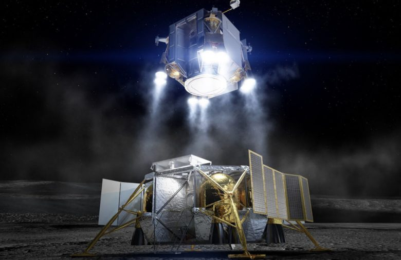 Boeing's lunar lander pitch promises 'fastest path' to the moon