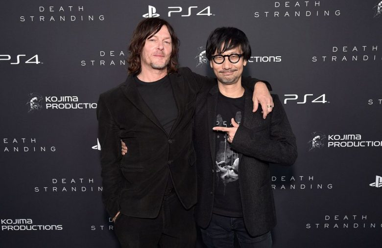 Sony Bleeds Dry Death Stranding Hype With Live Countdown Event