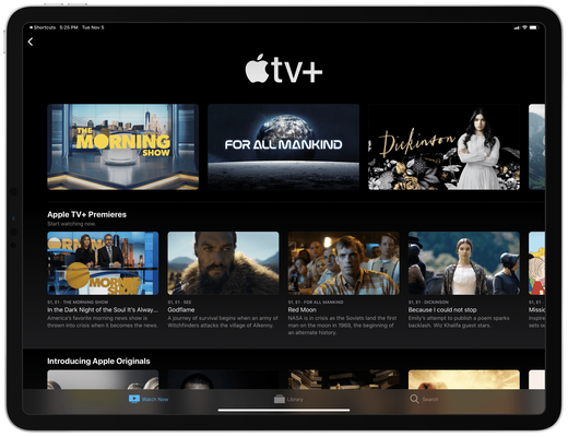 Can't find the new Apple TV+ shows, like 'Dickinson?' This shortcut can help.