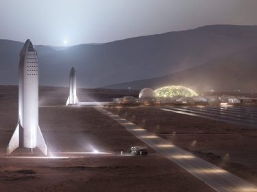 Elon Musk says building the first sustainable city on Mars will take 1,000 Starships and 20 years