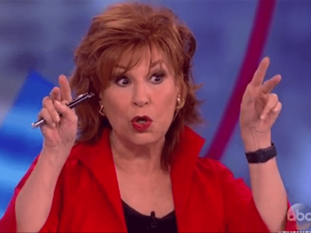 Joy Behar to Audience: 'This Isn't a MAGA Rally!' | Breitbart