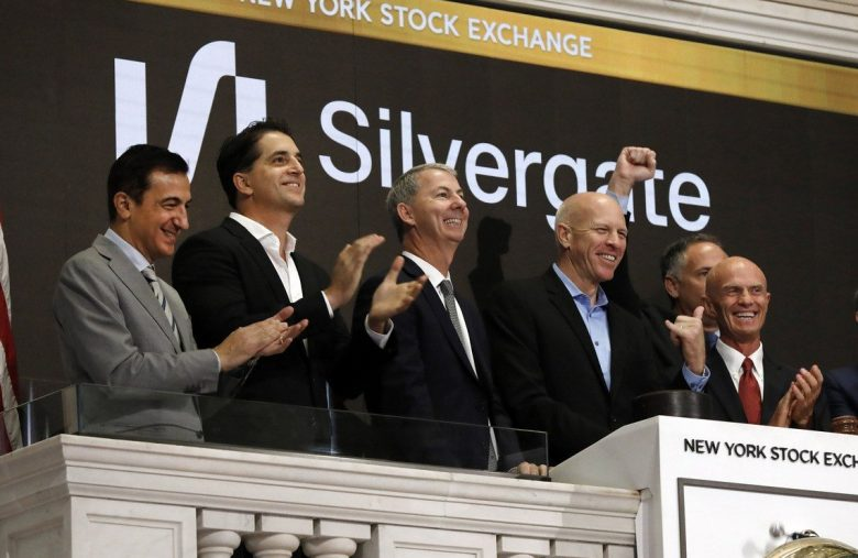 Here's How Crypto Bank Silvergate Fared Day 1 of NYSE Listing