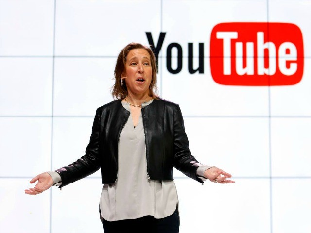 YouTube Will Ban Alleged Whistleblower's Name, Use Machine Learning to Censor | Breitbart