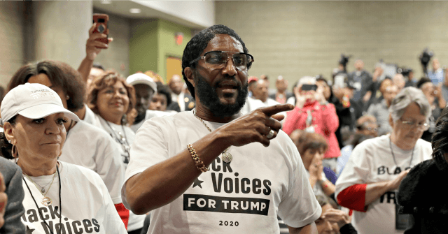 Trump Launches 'Black Voices for Trump' Coalition for 2020