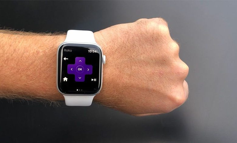 Roku app for Apple Watch can control your device from your wrist
