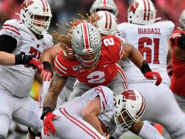 Chase Young Suspension Instantly Crushes Ohio State's Title Dreams