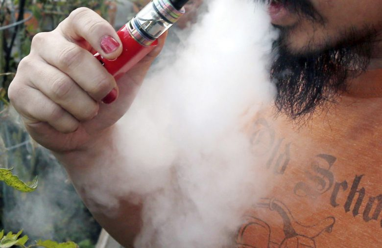 CDC says a toxic compound may be responsible for vaping illnesses