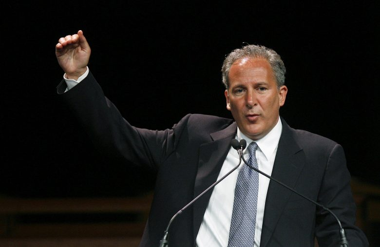 Bitcoin Hater Peter Schiff Is the Gold Bug Who Cried Wolf