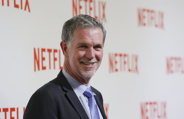 Netflix CEO Buffers Investor Fears With Desperate New Growth Metric
