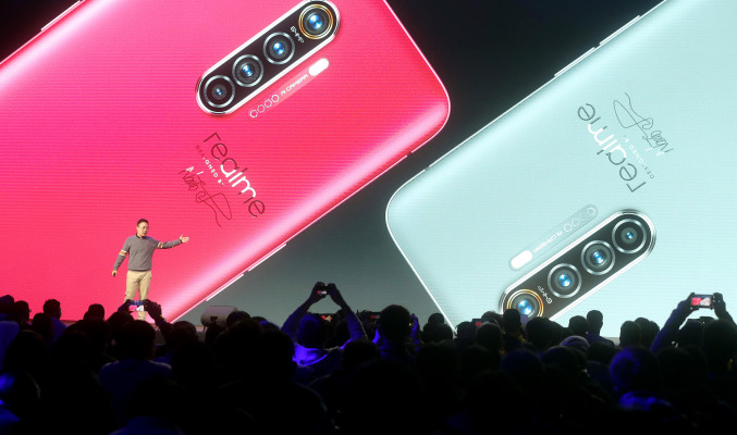 Smartphone maker Realme is taking India and other emerging markets by storm