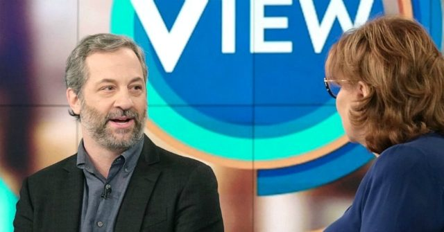 Judd Apatow Clashes with Joy Behar Over Who's 'Too Old' to Run for President