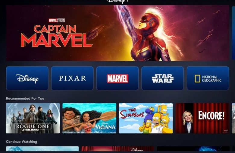 Disney+ adds a few more Marvel movies to its list of day-one titles