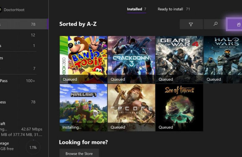 Xbox One test offers 'surprise' suggestions for what to play