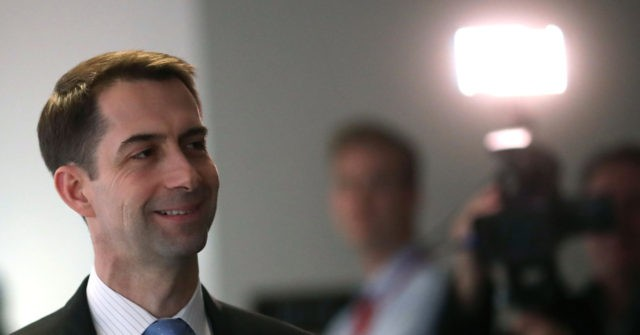 The Two-Hour Campaign: How Tom Cotton Essentially Secured Reelection