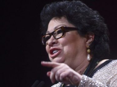 Sotomayor on DACA Decision: It's 'About Our Choice to Destroy Lives'