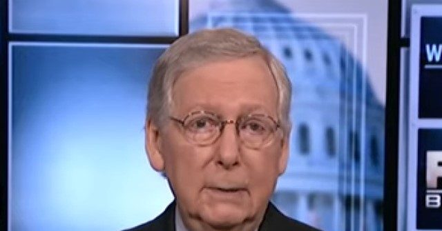 McConnell: If House Impeaches, 'We'll Have to Have a Trial'   Breitbart