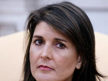 Nikki Haley: 'Whistleblowers Should Be Protected' | Breitbart