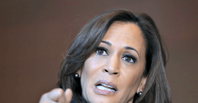 Kamala Harris: I Dare 'Pathetic' Lawmakers to View Autopsy Photos of School Shooting Victims | Breitbart