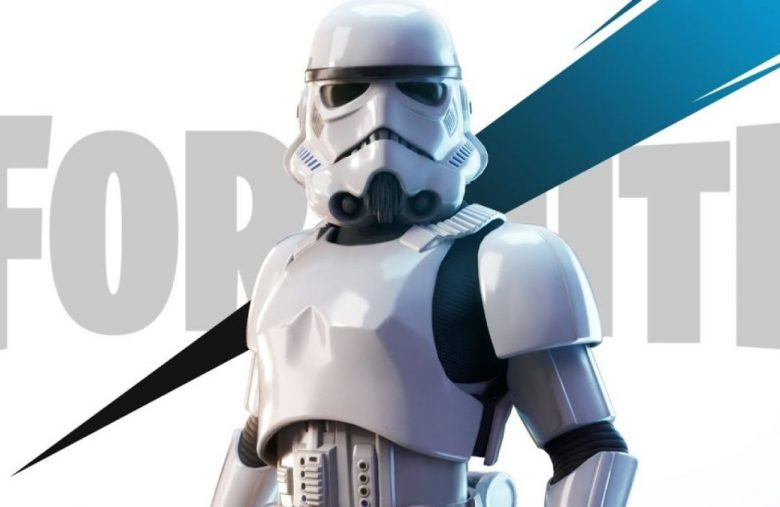 'Fortnite' will let you play as a stormtrooper