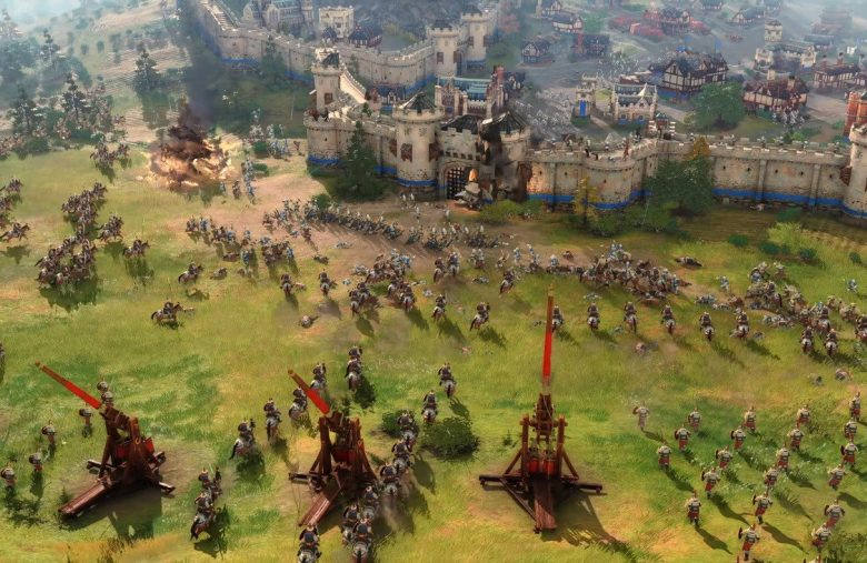 Xbox Nails Age of Empires IV Setting With Medieval Era Warfare
