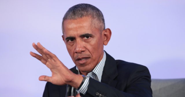 Obama Signals Concern About Radical 2020 Field