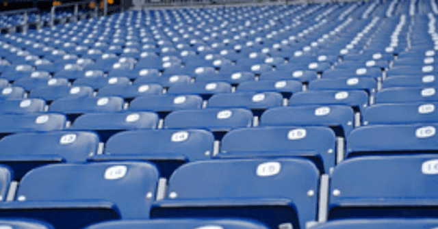 Weak 11: Empty Seats Abound as NFL Heads Down the Final Stretch