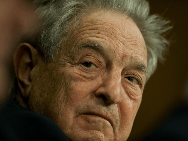 Emails: Open Society Kept Alleged 'Whistleblower' Eric Ciaramella Updated on George Soros's Personal Ukraine Activities | Breitbart