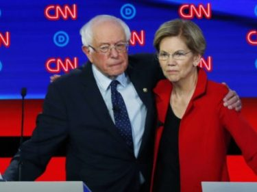 Poll: Sanders Overtakes Warren Ahead of Fifth Democrat Debate